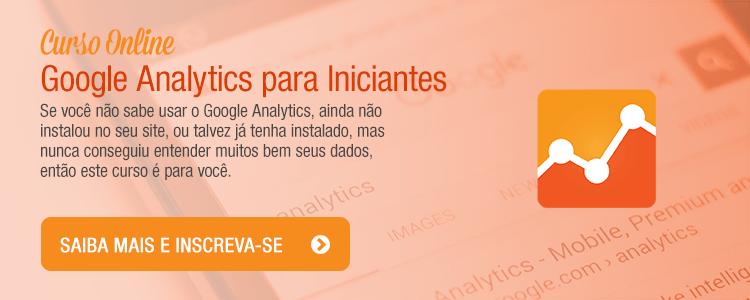 Google Analytics para Iniciantes