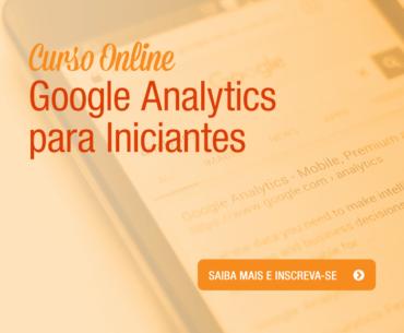[Curso Online] Google Analytics para Iniciantes
