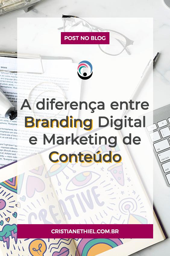 A Diferença entre Branding Digital e Marketing de Conteúdo