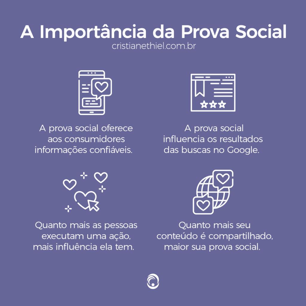 A Importância da Prova Social