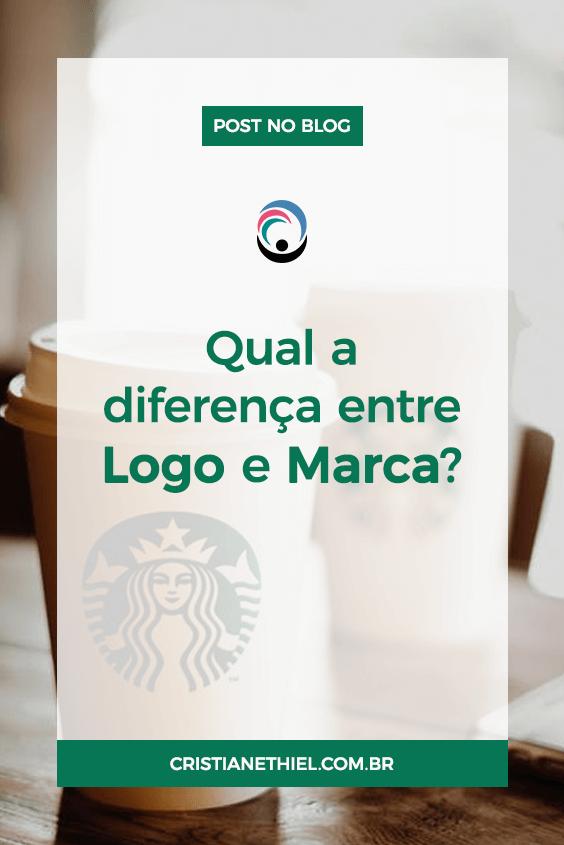 Qual a Diferença entre Logo e Marca