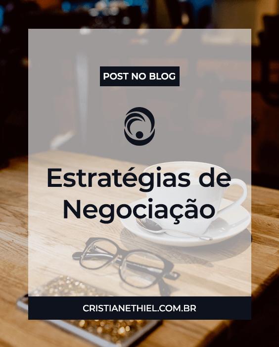 Estratégias de Negociação para Empreendedores