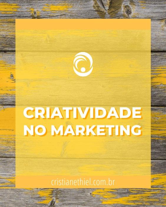 Criatividade no Marketing