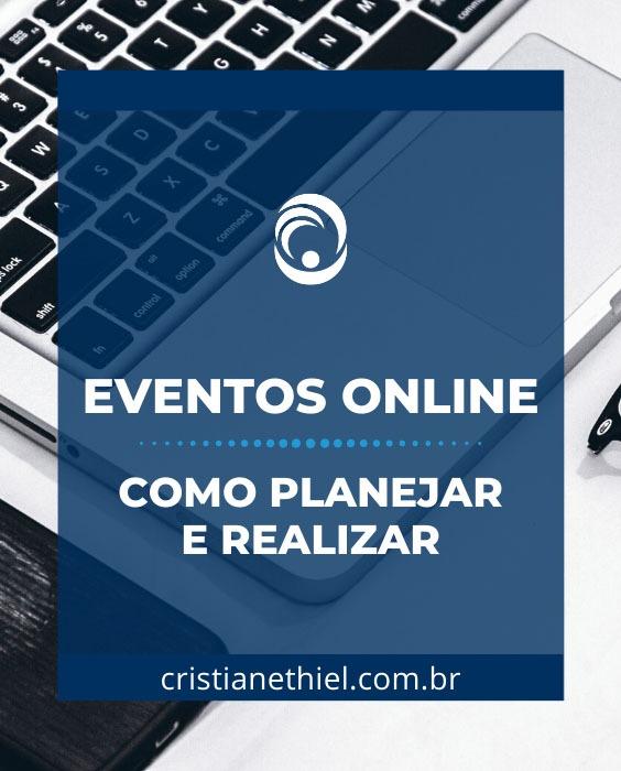 Eventos Online: Como Planejar e Realizar