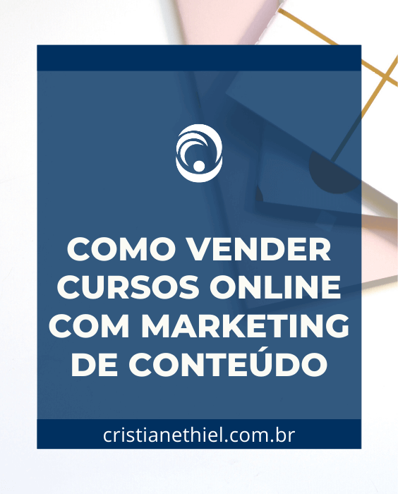 Como Vender Cursos Online com Marketing de Conteúdo