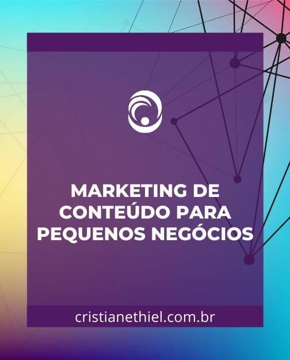 Marketing de Conteúdo para Pequenos Negócios