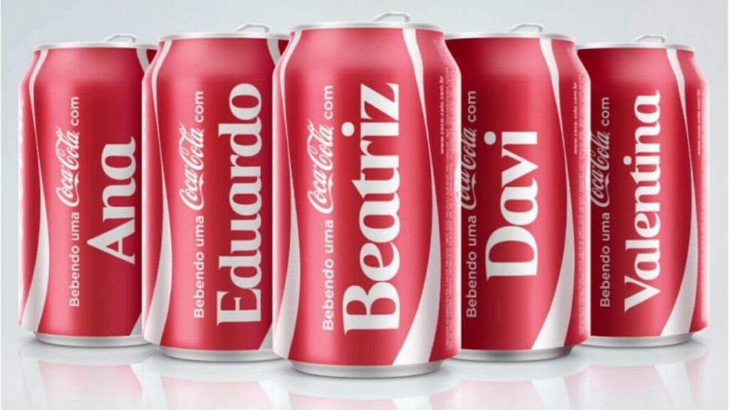 A personalização usa informações sobre o consumidor.